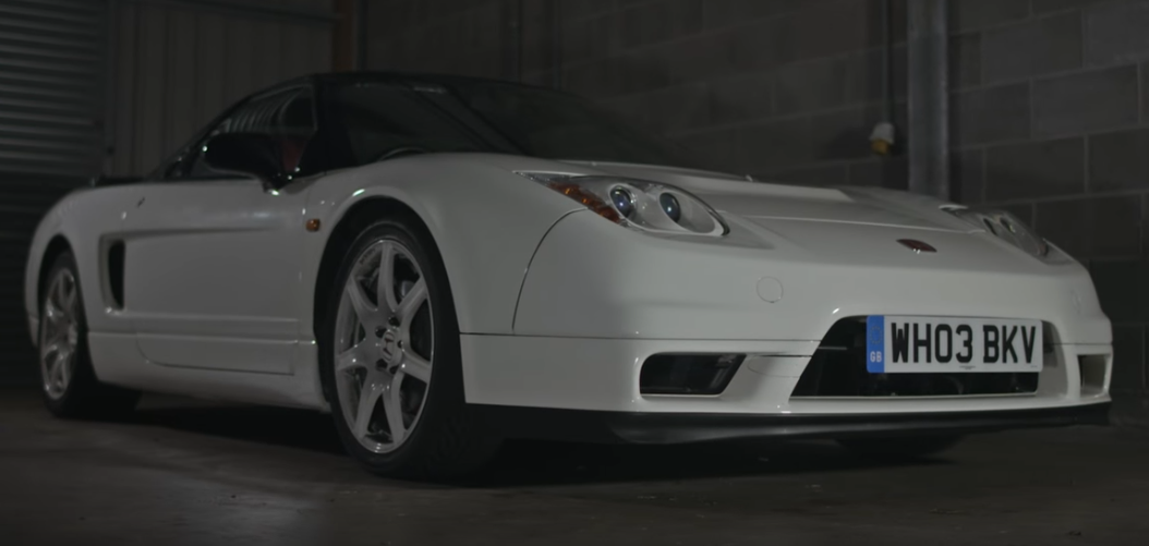 The New Honda NSX Takes on the Old in DriveTribe\'s Video. - Garage ...