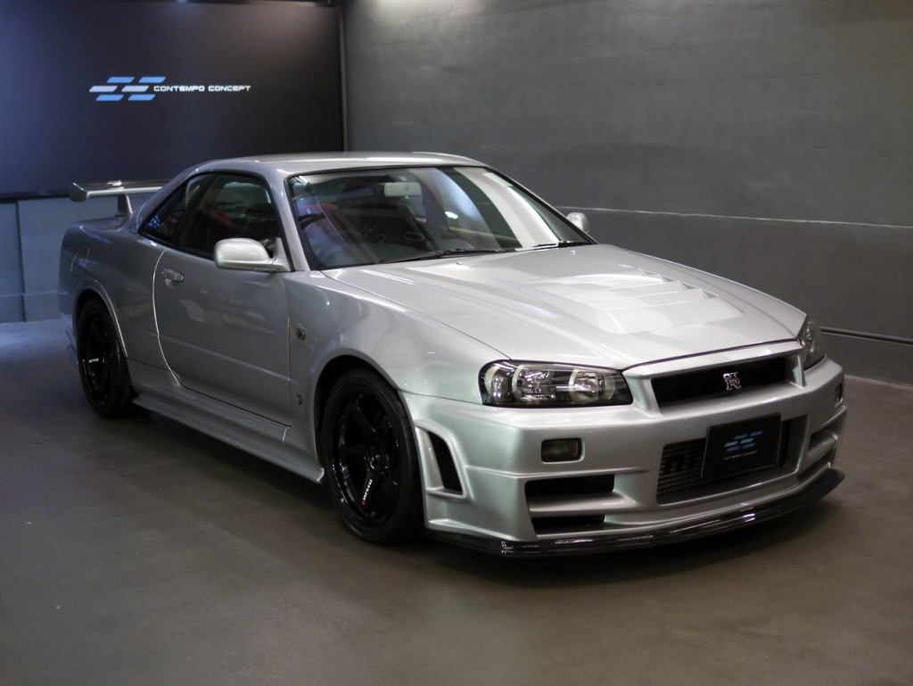 $510,000 Ultra Rare Nissan GT-R Nismo Z-Tune for Sale