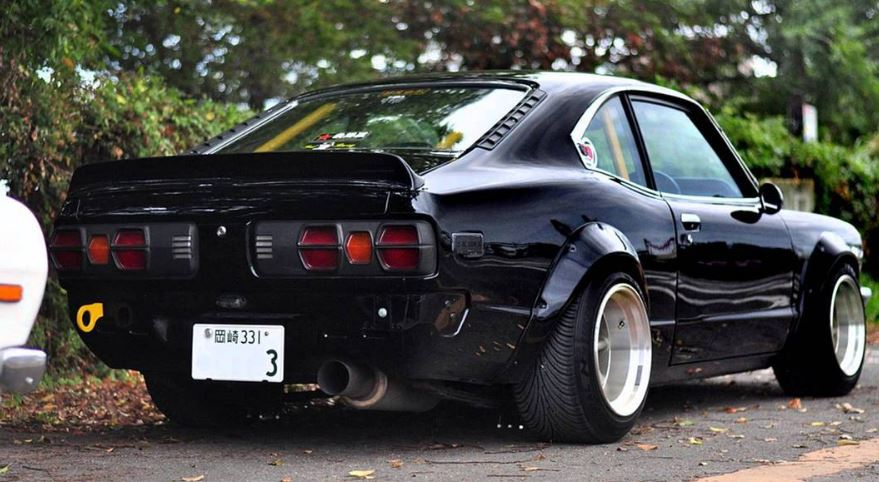 One Of Those Cars That You Just Canu0027t Hate, The RX3u0027s Perfect Proportions  Make It One Of The Best Looking Jap Cars Ever.