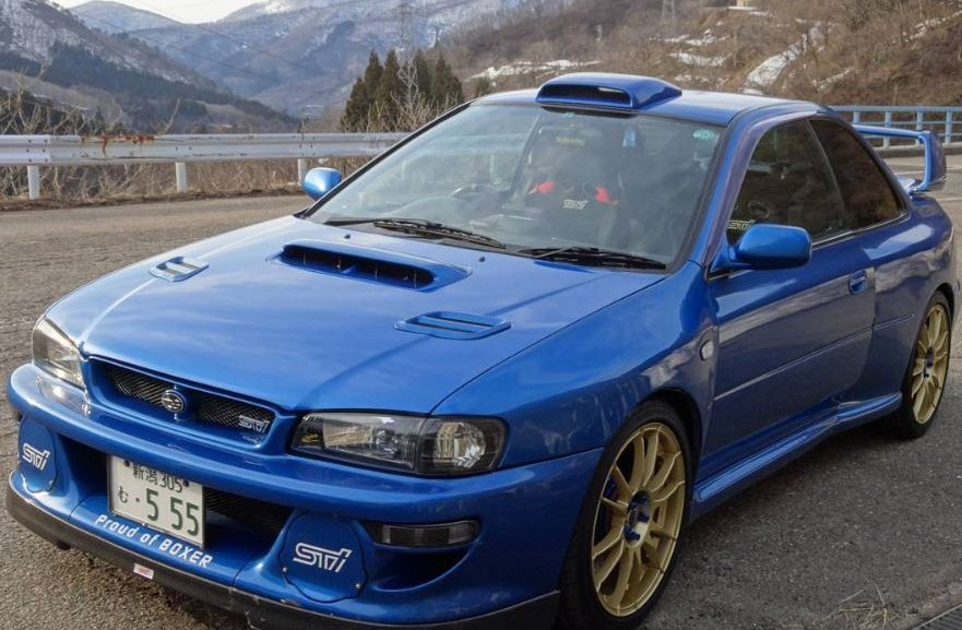 26 of the Coolest Looking Japanese Cars - Garage Dreams
