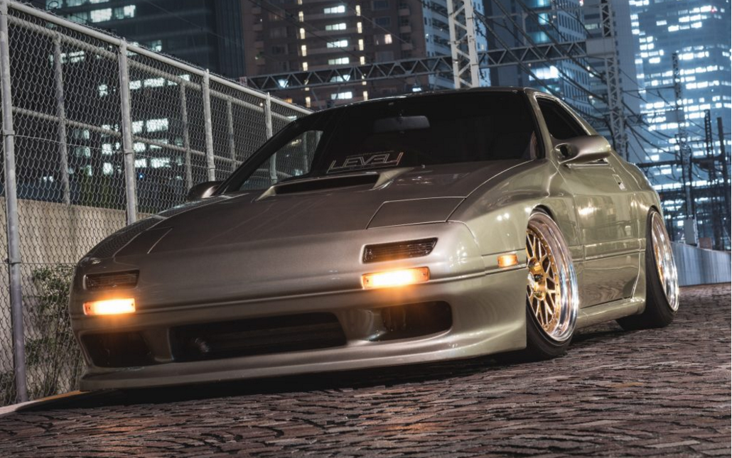 Nine monster japanese cars from the eighties garage dreams for Nomenclature icpe garage automobile