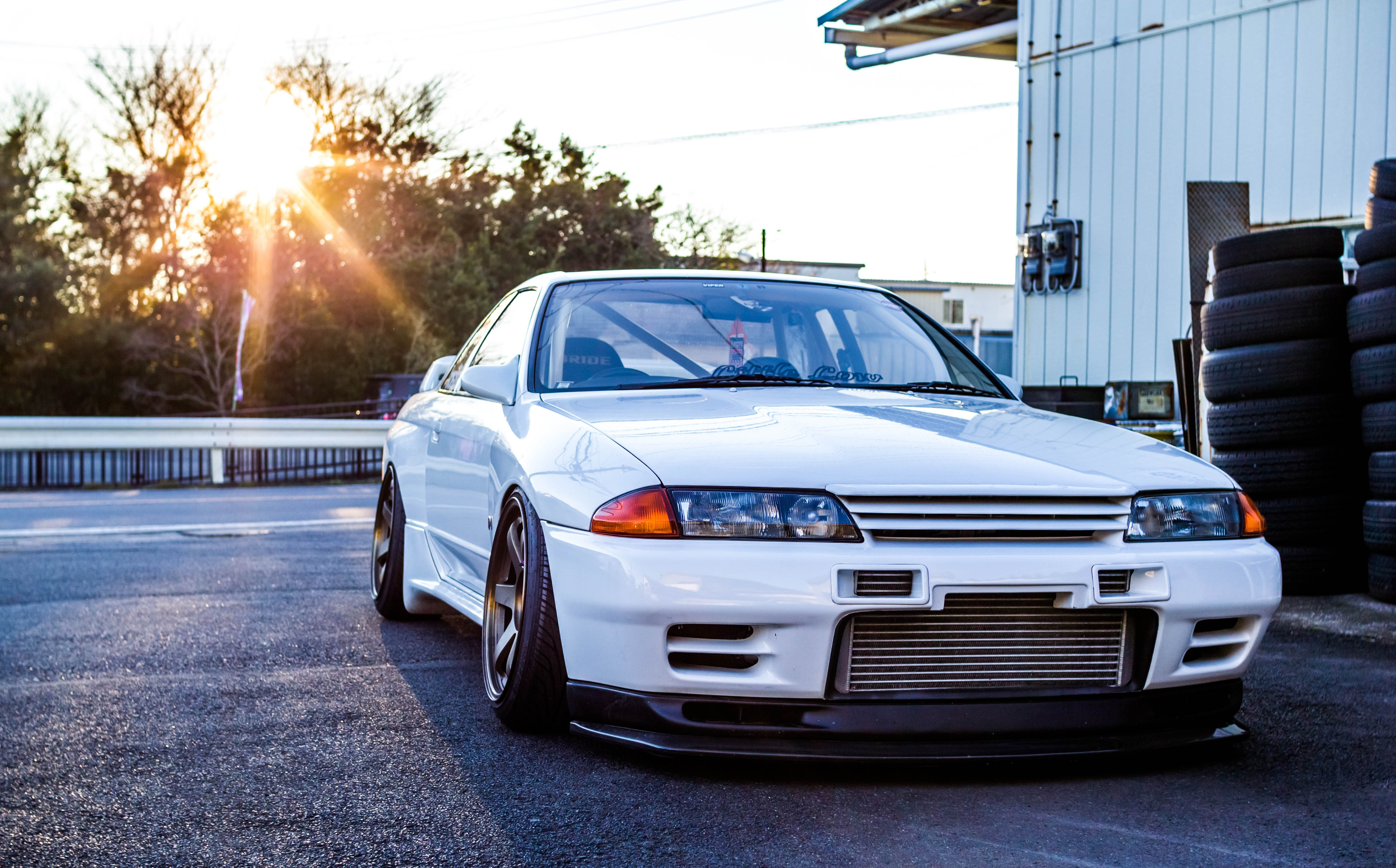 Buying a Nissan Skyline R32 GT-R - Garage Dreams