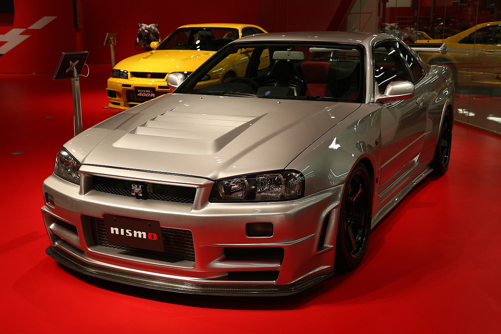 Complete History Of The Nissan Gt R R34 Garage Dreams