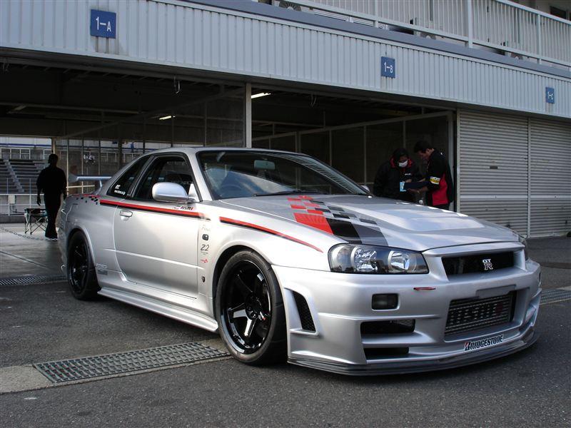 Ultimate Nissan Gt R R34 Skyline Sound Compilation Garage Dreams