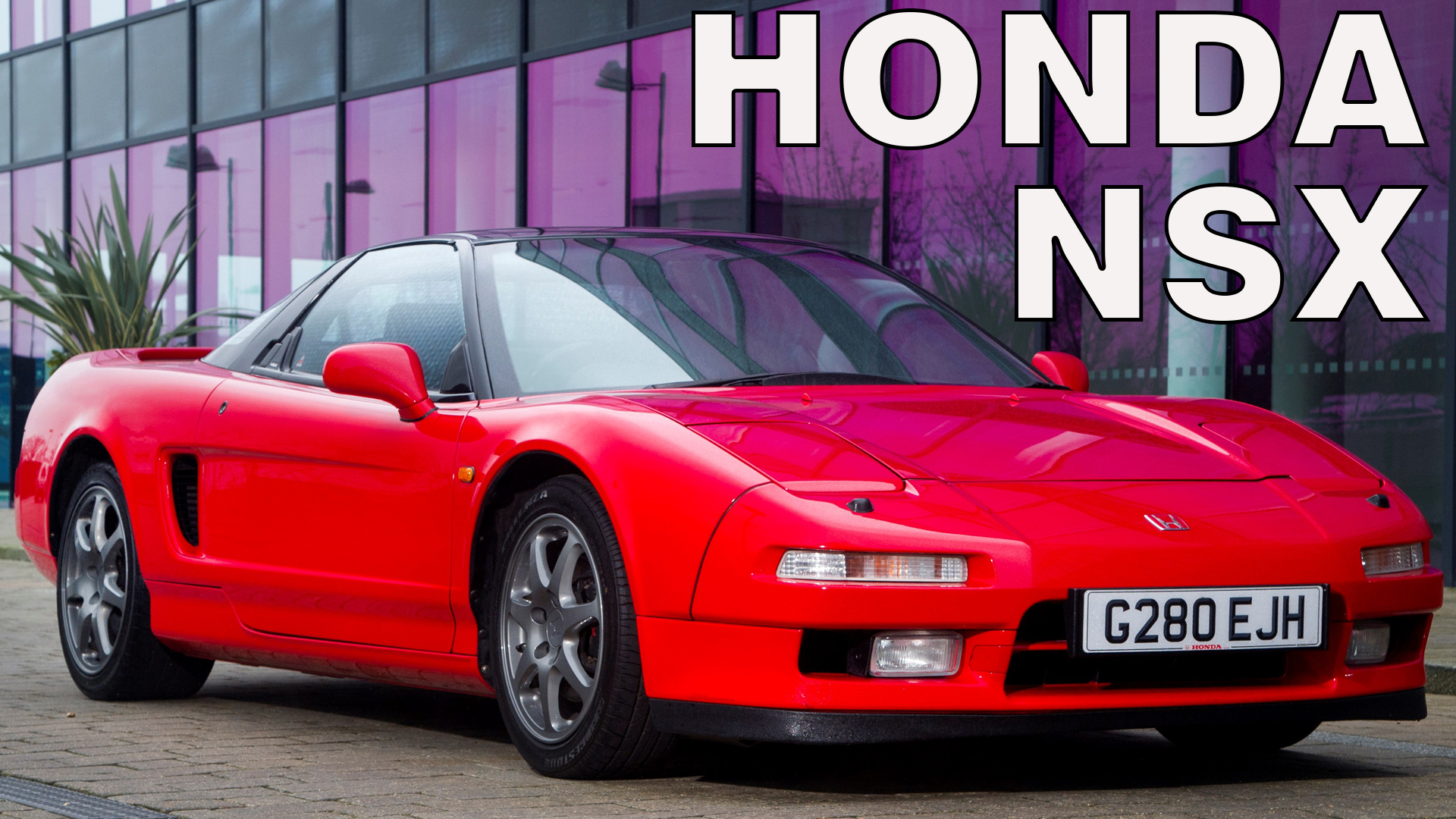Honda Nsx Facts