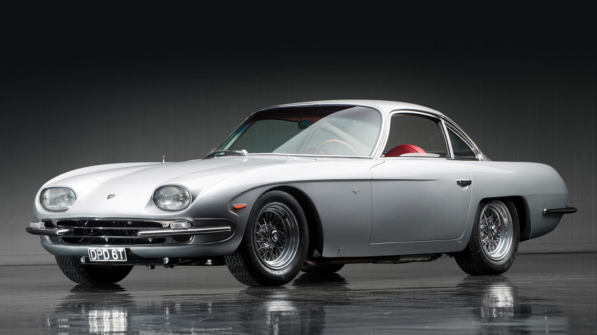 The Complete History Of The Lamborghini Miura - Garage Dreams