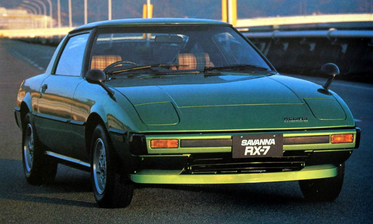 The Complete History Of The Mazda Rx 7 Garage Dreams