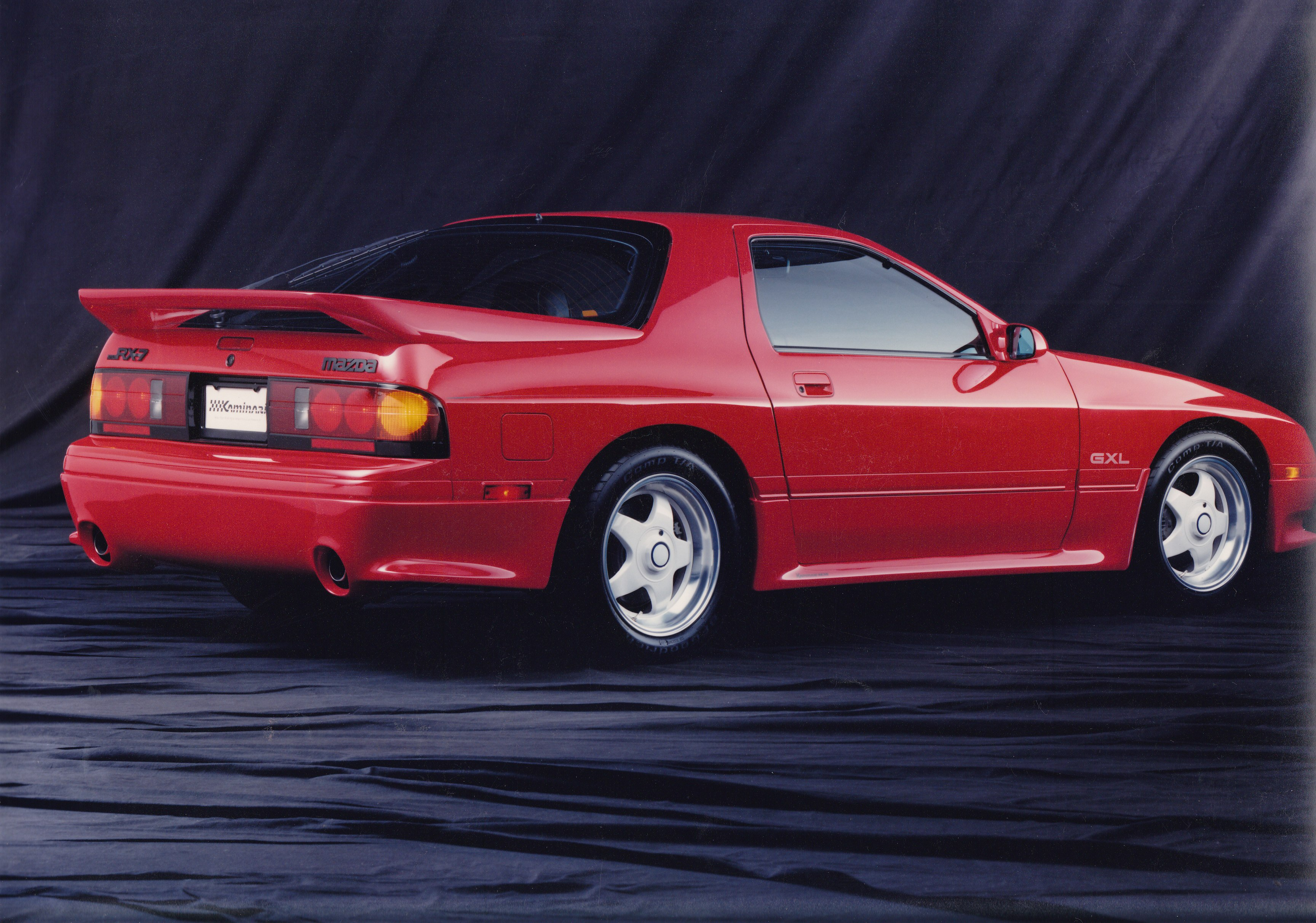Mazda Increased The Power Of Both The Naturally Aspirated And Turbocharged  Models Of The RX 7 For The Series 5. In Naturally Aspirated Form The Car  Produced ...