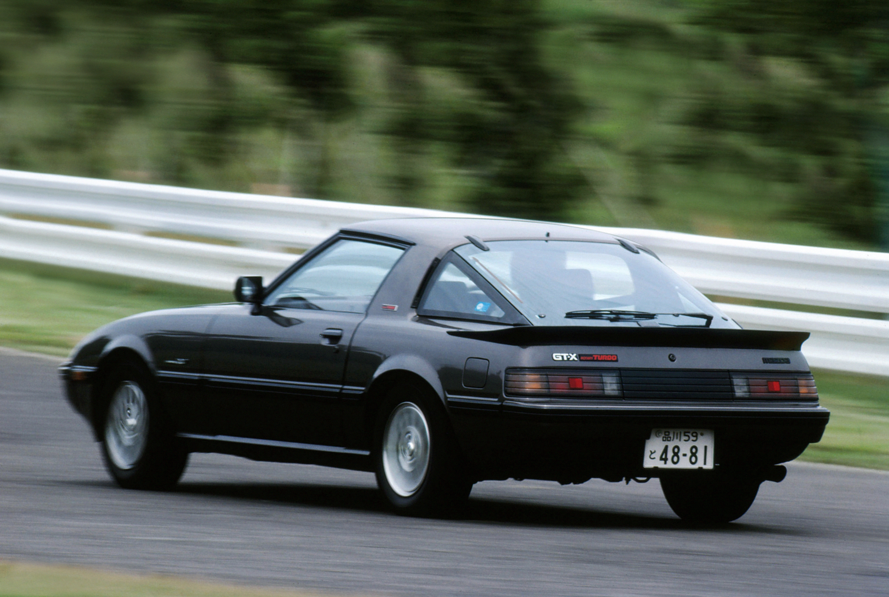 The Complete History Of The Mazda RX-7 - Garage Dreams