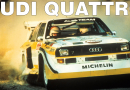 Here's Why The Audi Quattro Is A Rally Legend