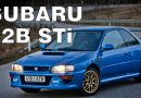 The Subaru Impreza 22B STi – A Rally Icon