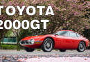 The Toyota 2000GT – Japan's Most Valuable Car