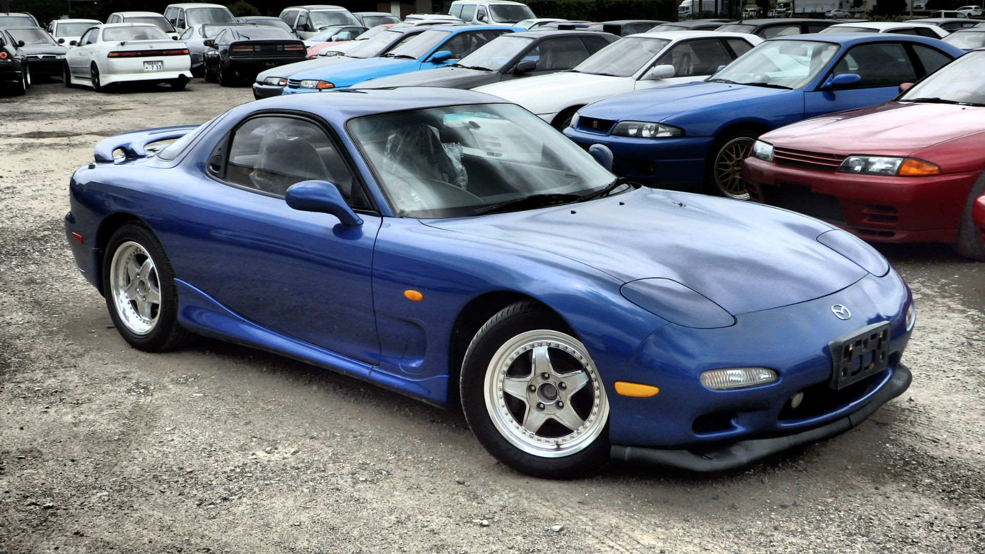 1990 Mazda Rx 7 Engine Diagram Ultimate Fd Buyers Guide Garage Dreams It Was Also Sold Under Mazdas Luxury Brand Fini As The Operated Between 1991