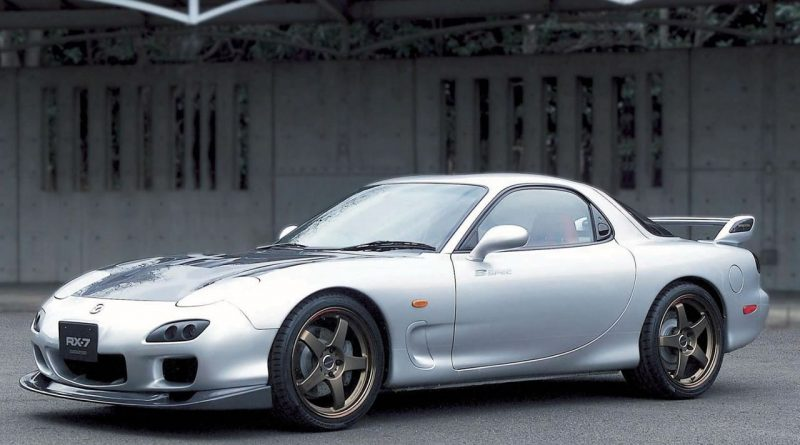 Is Mazda Bringing Back The RX-7?