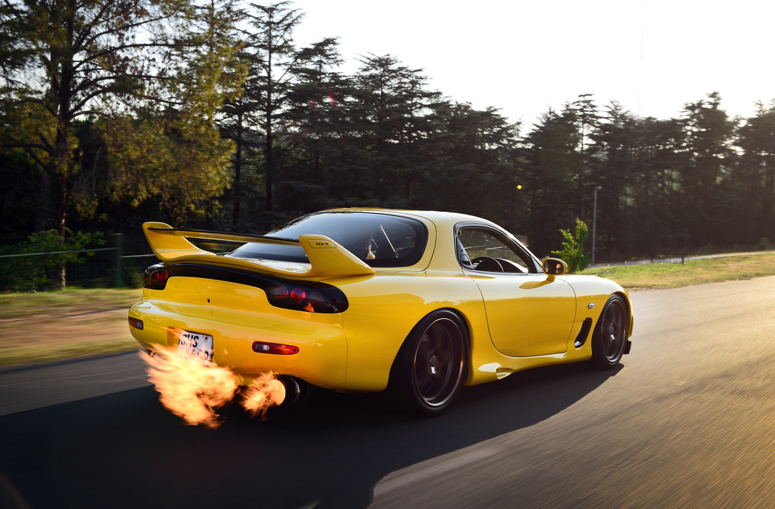 Just a few bolt on modifications can make an RX-7 extremely powerful and  many owners have done this. When looking at buying a modified RX-7 or doing  the ...