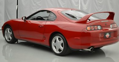This 1994 Toyota Supra Just Sold for $121,000