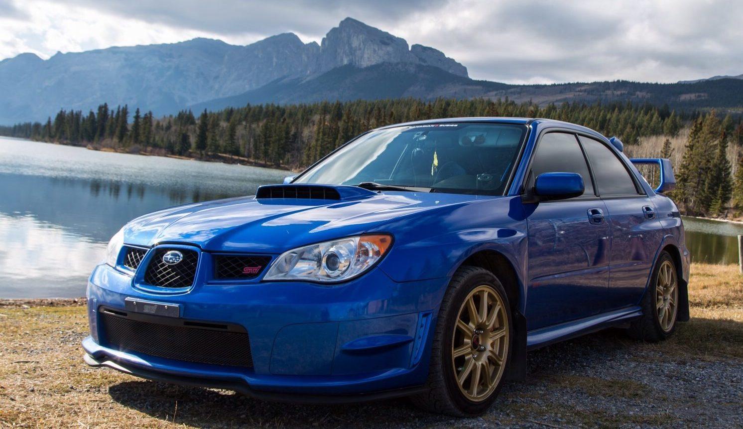 Buying A Subaru Wrx Sti Complete Guide Garage Dreams