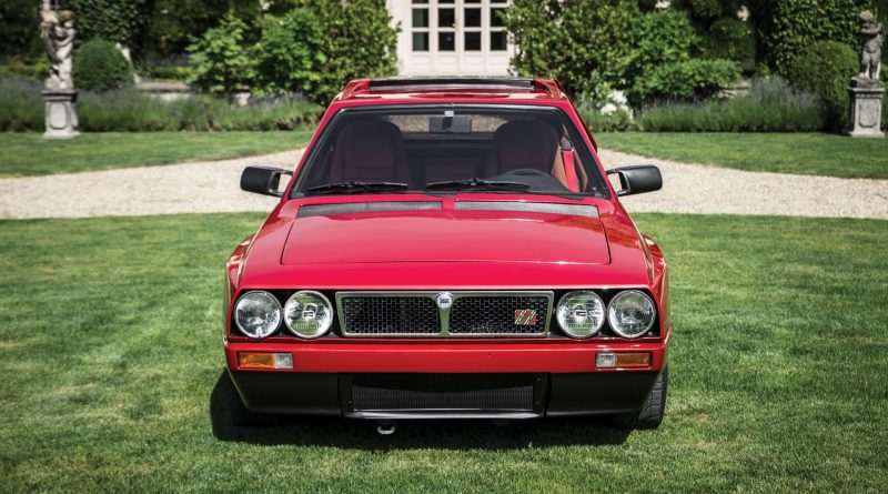 This Lancia Delta S4  Is Expected To Sell for $500,000