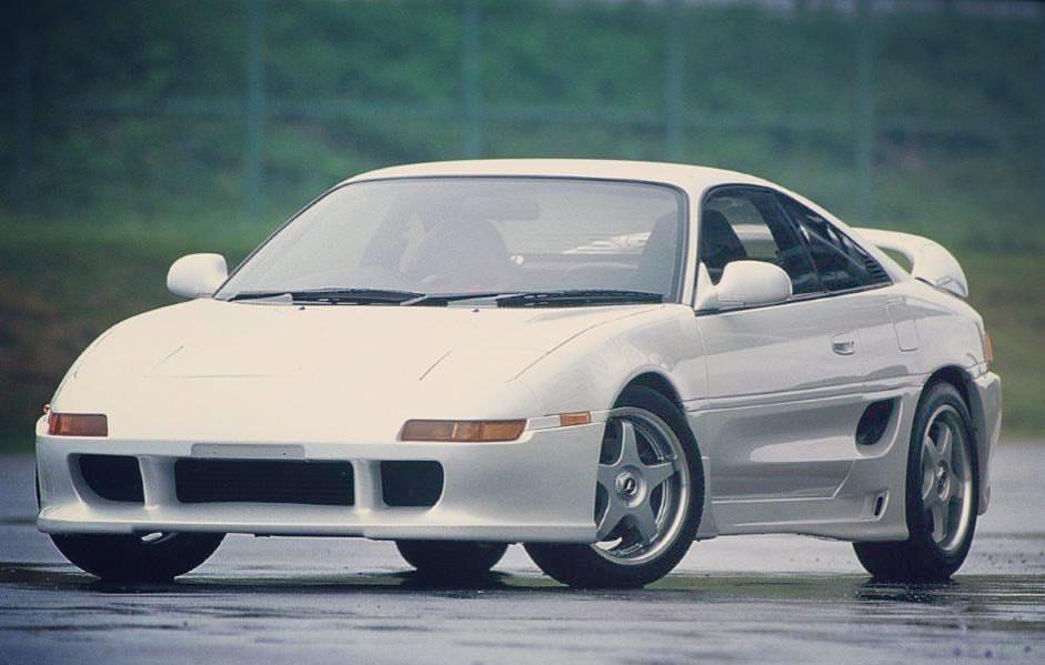 Toyota MR2 History - Every Generation - Garage Dreams