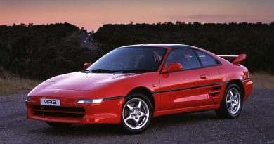 Toyota MR2 History – Every Generation