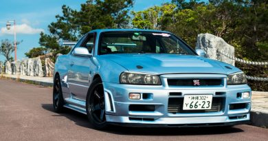 Why Are Nissan Skylines Illegal In The United States?