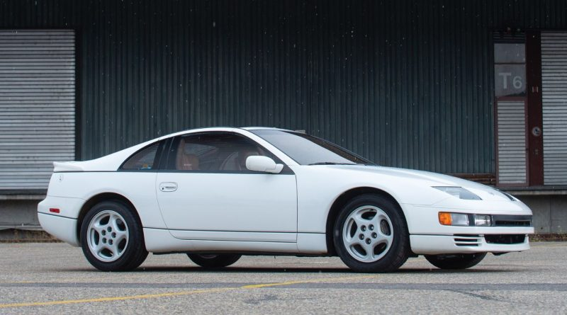 Immaculate Nissan 300ZX for Sale – Only 25k Miles