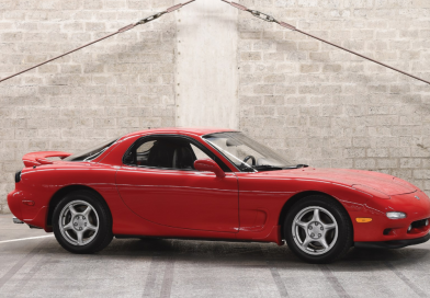 For Sale – Original Mazda RX-7 With Under 14,000 Miles