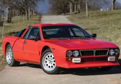 This Lancia 037 Rally Stradale Could Sell for $400,000