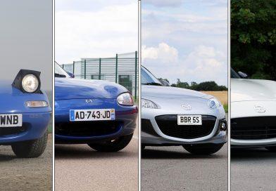 Mazda MX-5 Miata Buying Guide – Every Generation