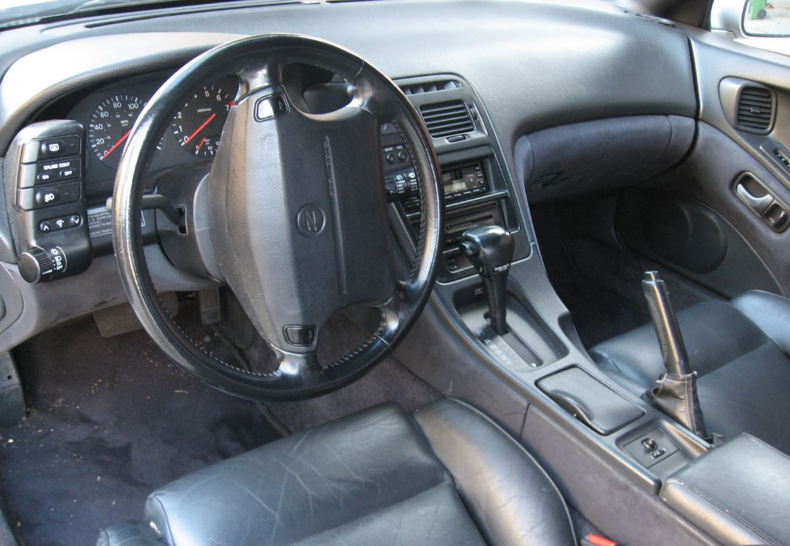 on the inside, you shouldn't have too many issues, but keep an eye out for  general wear and tear  check the seats, especially around the bolsters,