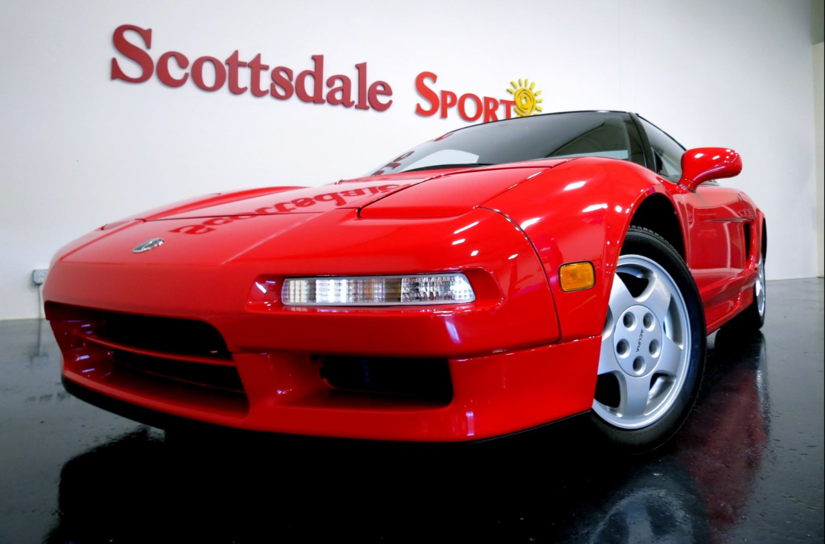 Honda/Acura NSX For Sale - Only Travelled 1,700 Miles ...