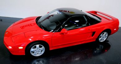 Honda/Acura NSX For Sale – Only Travelled 1,700 Miles!