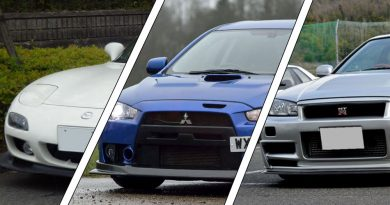 The Fastest Japanese Cars of All Time