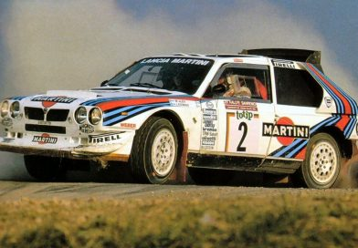 The Complete History of the Lancia Delta S4