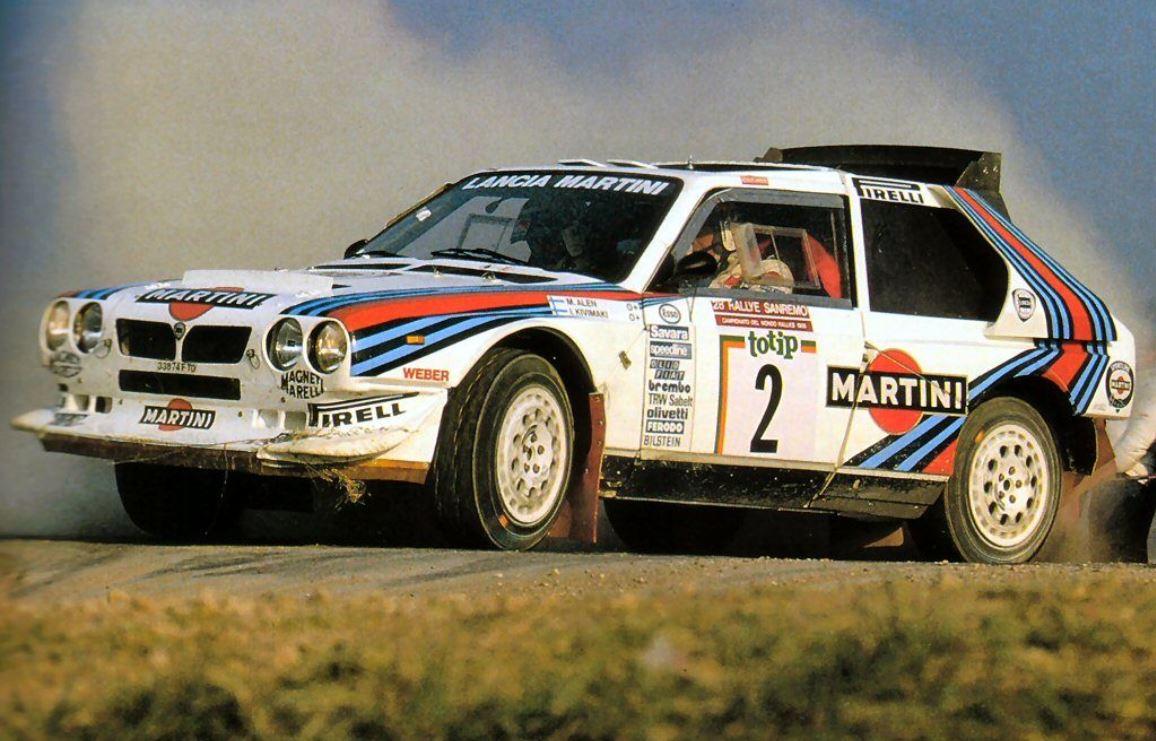 Lancia delta s4 for sale