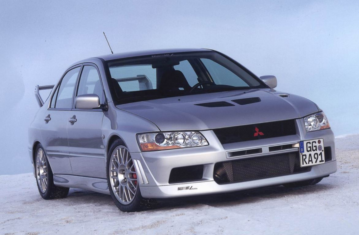 Mitsubishi Evo Buyer S Guide Every Generation Garage Dreams