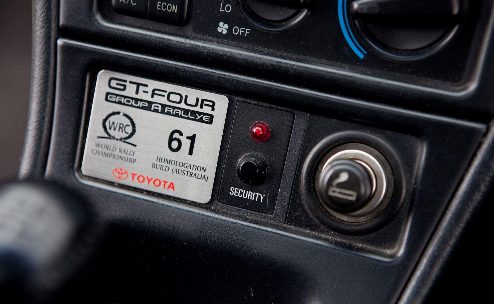MR2 Bush CELICA GT4 TOYOTA gearshift portant gearbox