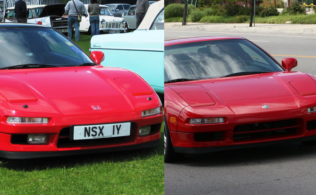 Honda Nsx Vs Acura Nsx What S The Difference Garage Dreams