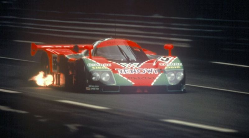 The History of the Mazda 787B – A Le Mans Legend