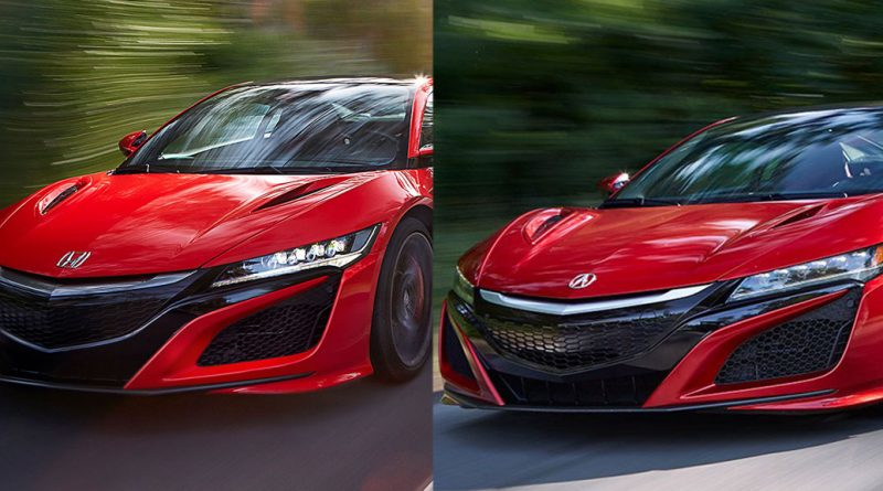 Honda NSX vs Acura NSX – What's The Difference?