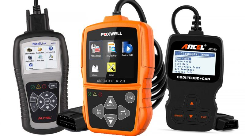 Best OBD2 Scanners – Buyer's Guide & Review