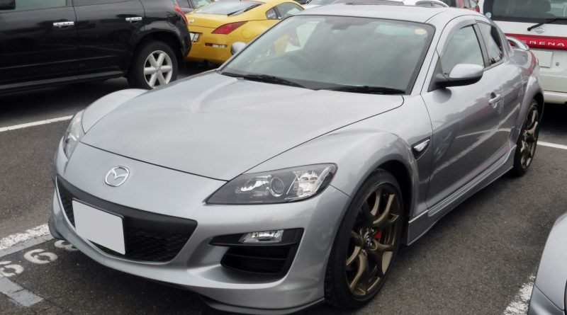 What Is The Best Oil & Oil Filter for a Mazda RX-8?