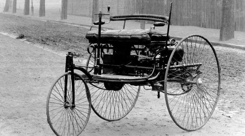 The Benz Patent-Motorwagen – The First Car in History