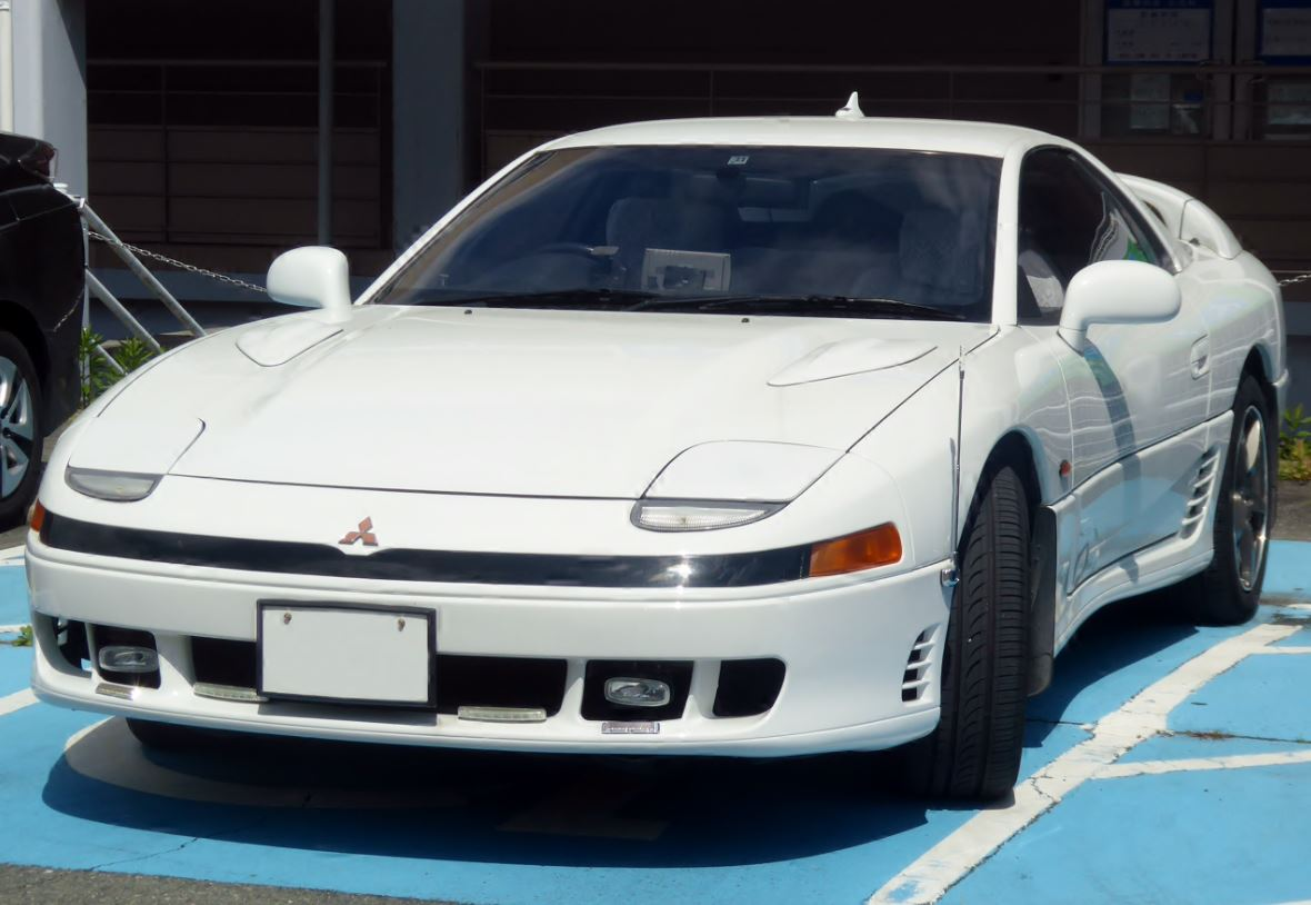 How Much Did The Mitsubishi 3000gt Gto Cost New Garage Dreams