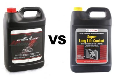 Toyota Red vs Pink Coolant – Which is Better?