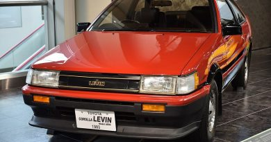 The Complete History of the Toyota Corolla