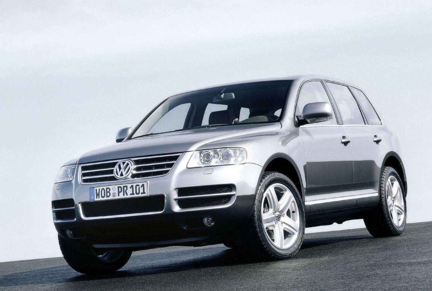 Vw Touareg First Generation Buyer S Guide History Garage Dreams