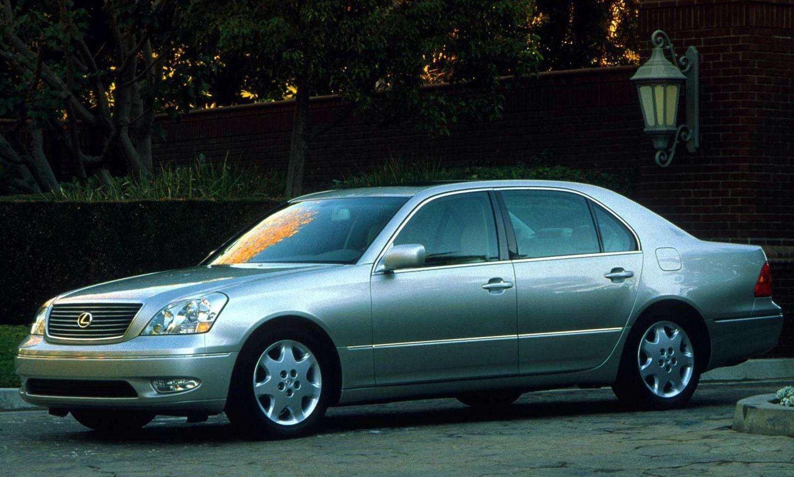 Lexus LS 430 & Toyota Celsior Buyer's Guide & History ...