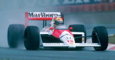 The History of the McLaren MP4/4 – F1's Most Dominant Car
