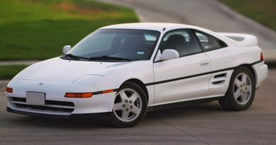 How Much Did the SW20 Toyota MR2 Cost New?